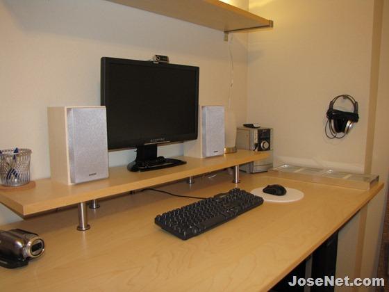 New Computer Desk Setup From Ikea Home Office Josenet